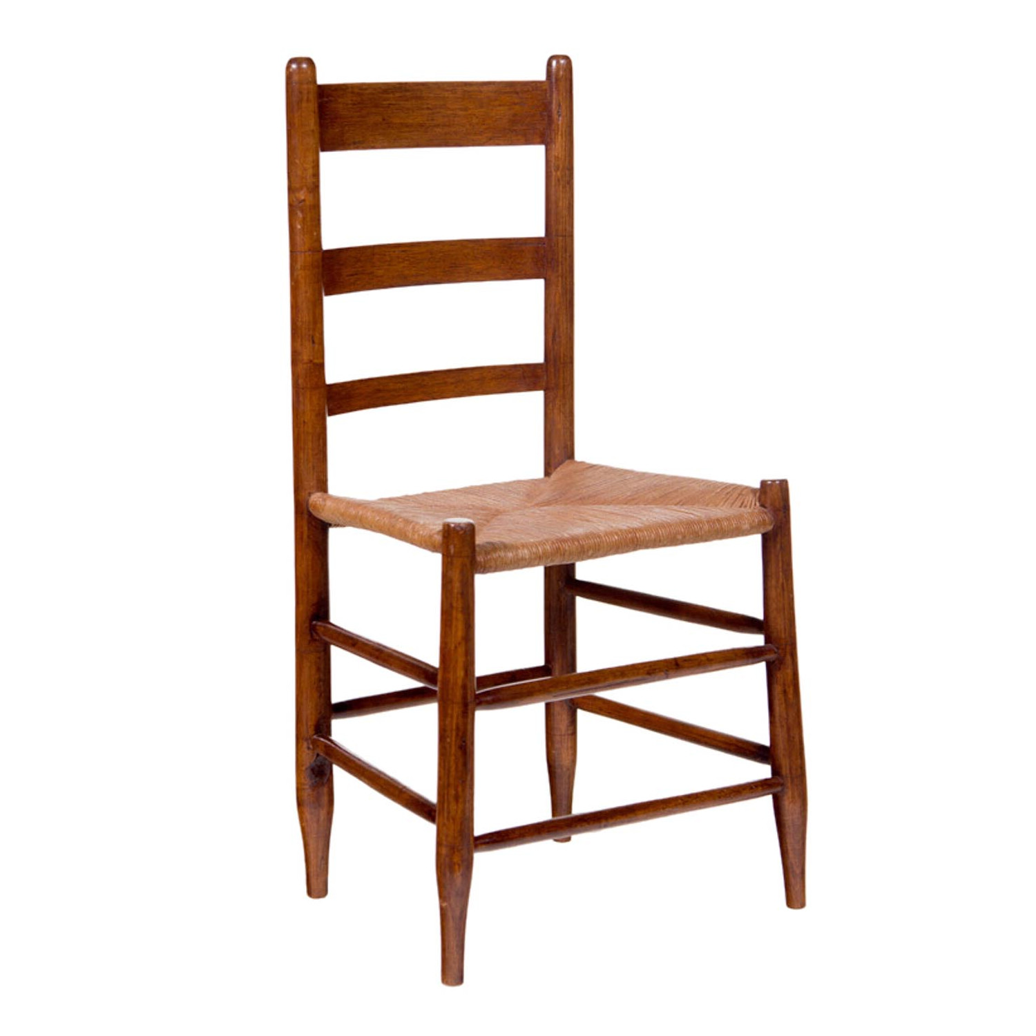- Single Ladder Back Chair Antique And Art Exchange